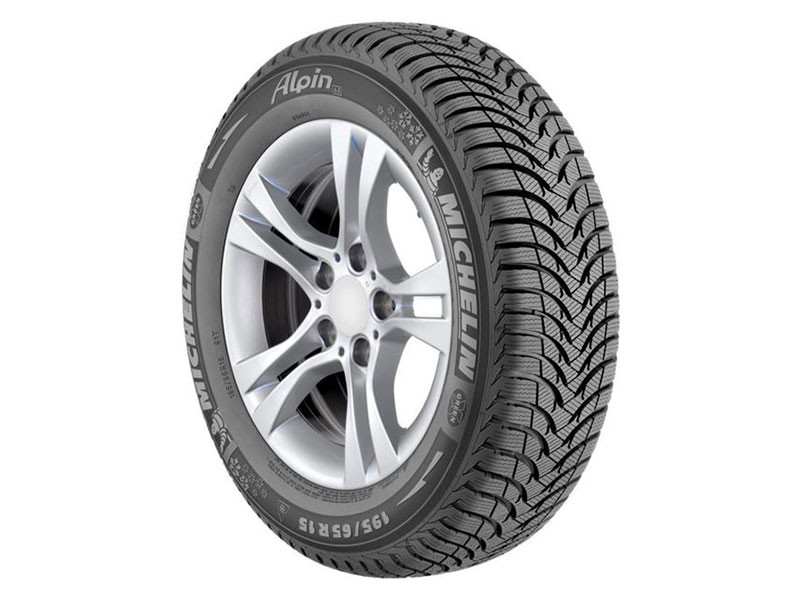 MICHELIN 185/60 R15 Alpin A4 88T GRNX XL
