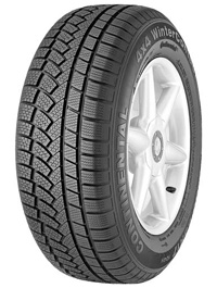 CONTINENTAL 235/60 R18 Conti4x4WinterContact 107H XL M+S