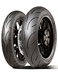 DUNLOP 180/55 ZR17 SportSmart2 73W TL Rear