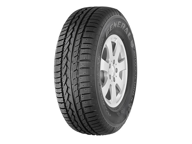GENERAL 235/60 R18 Snow Grabber 107H XL M+S