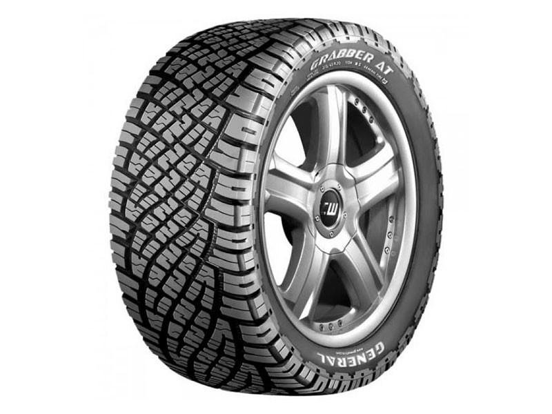 GENERAL 235/75 R15 Grabber AT 109S XL