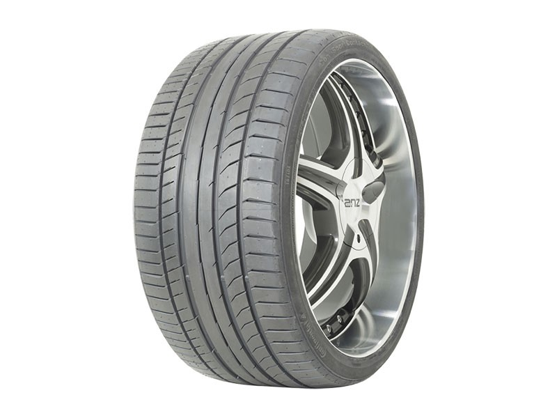 CONTINENTAL 295/30 ZR19 ContiSportContact 5P Rear XL FR