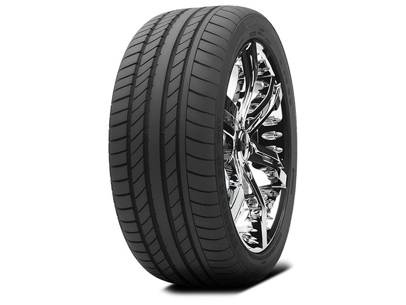 CONTINENTAL 275/45 R19 Conti4x4SportContact 108Y N0