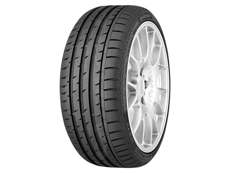 CONTINENTAL 265/35 ZR18 ContiSportContact 3