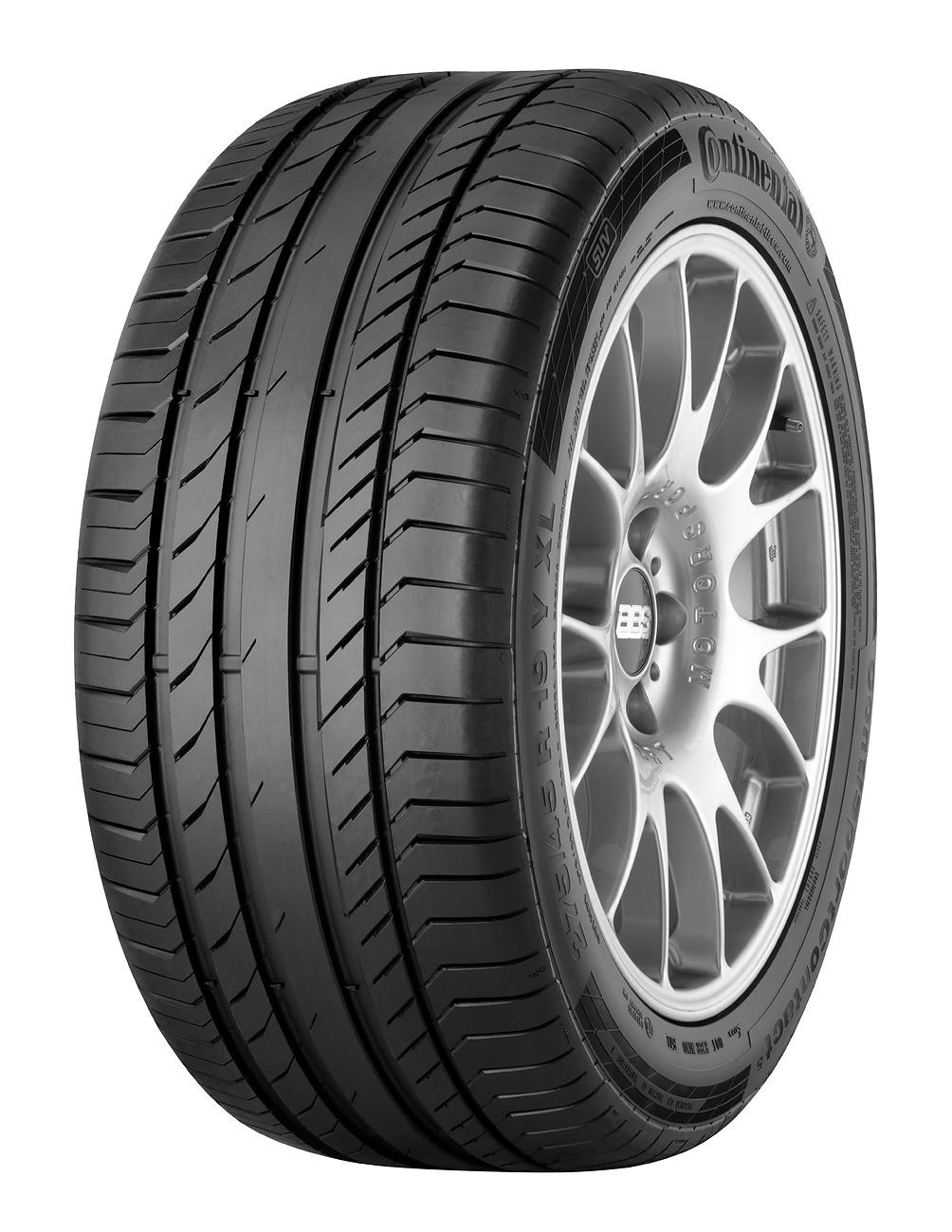 CONTINENTAL 255/50 R19 ContiSportContact 5 SUV 107W XL SSR