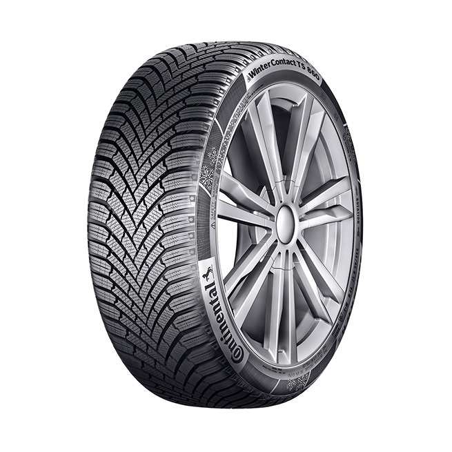 CONTINENTAL 225/50 R17 ContiWinterContact TS860 98H FR XL M+S