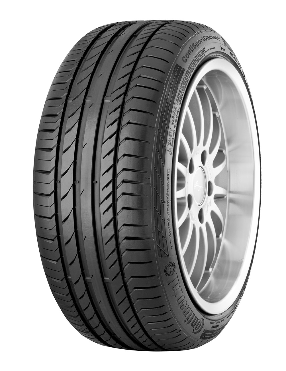 CONTINENTAL 225/45 R17 ContiSportContact 5 91W MO