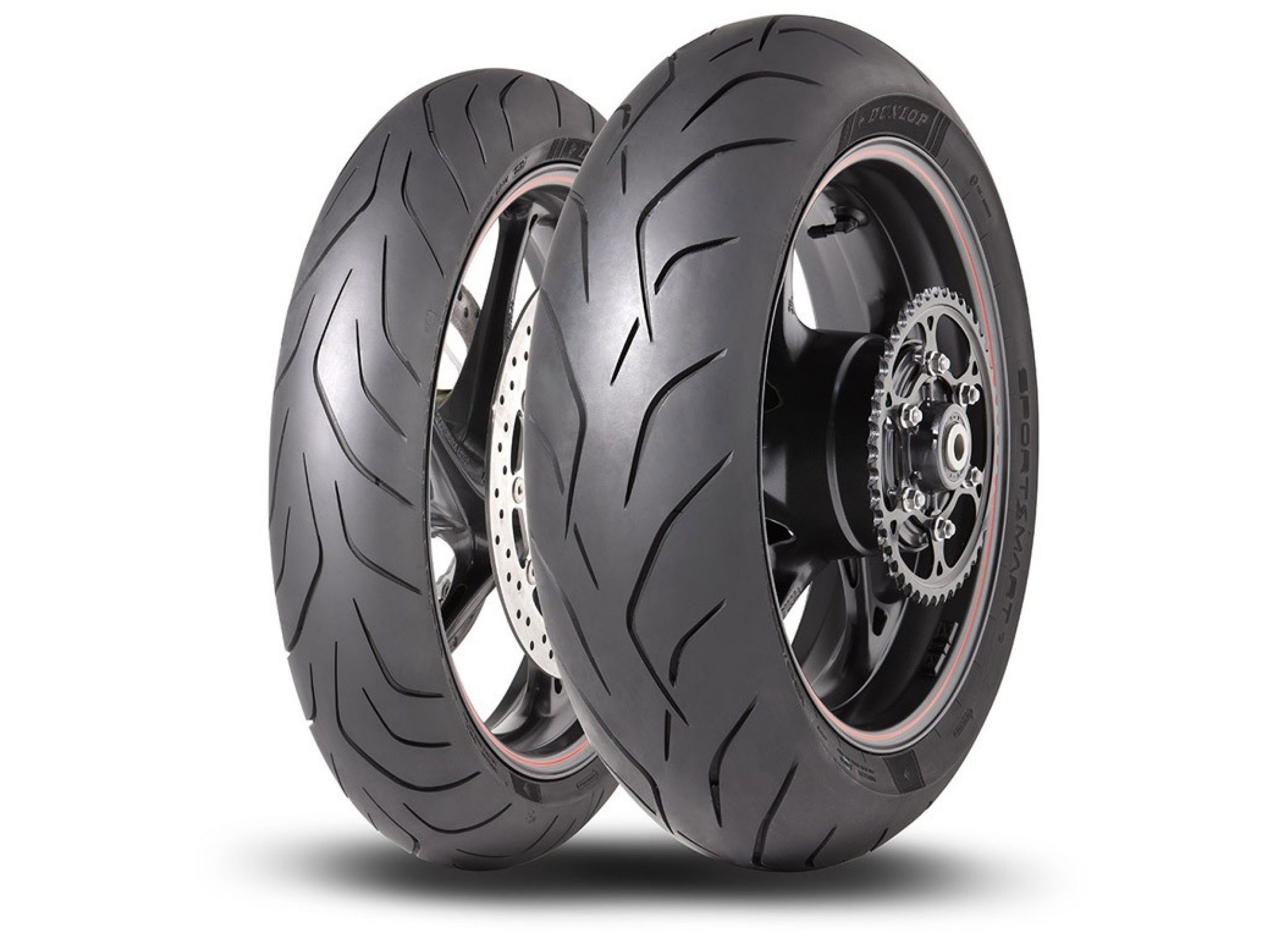 DUNLOP 200/55 ZR17 Sport Smart Mk3 78W TL REAR