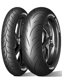 Dunlop 120/70 ZR18 SPMAX QUALIFIER RP Front 59W TL