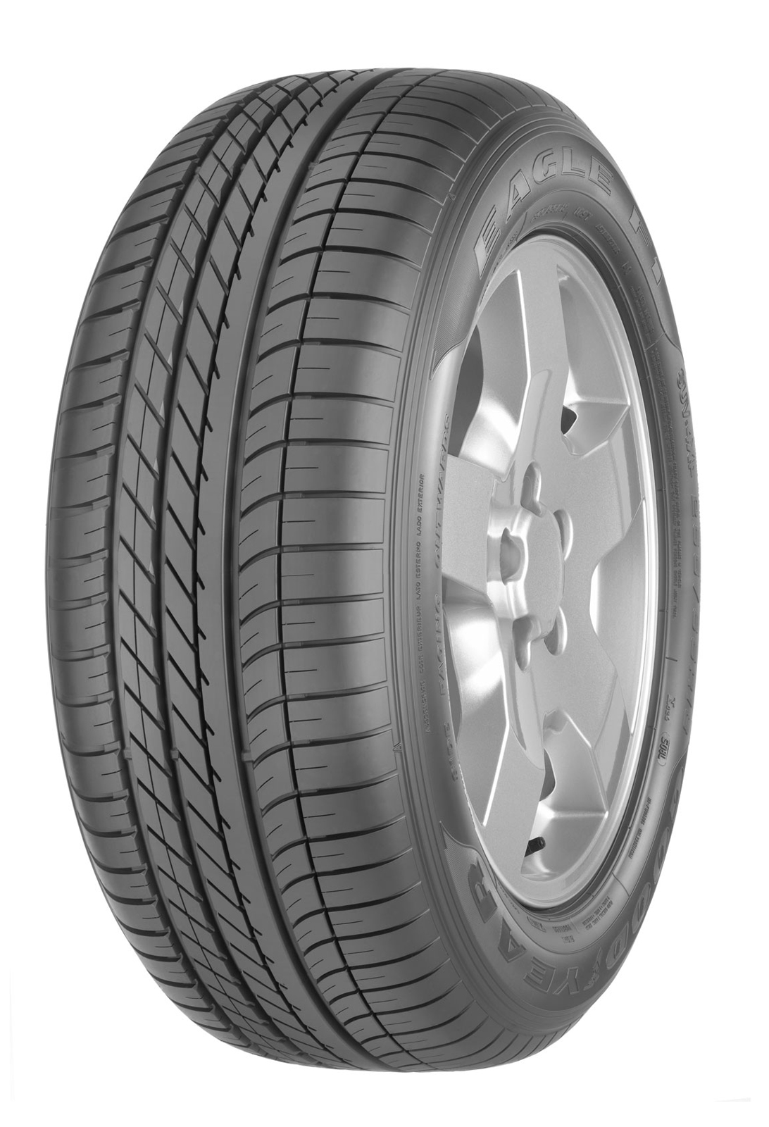 GOODYEAR 255/50 R19 Eagle F1 Asymmetric SUV 103W  (DOT2016)