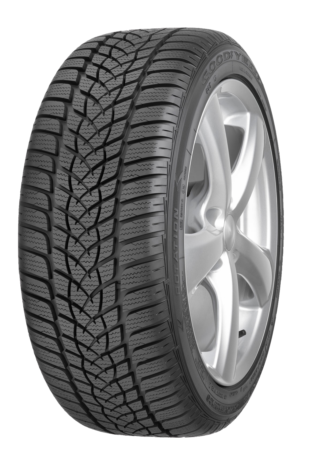 GOODYEAR 205/50 R17 UltraGrip Performance 2 89H ROF MS