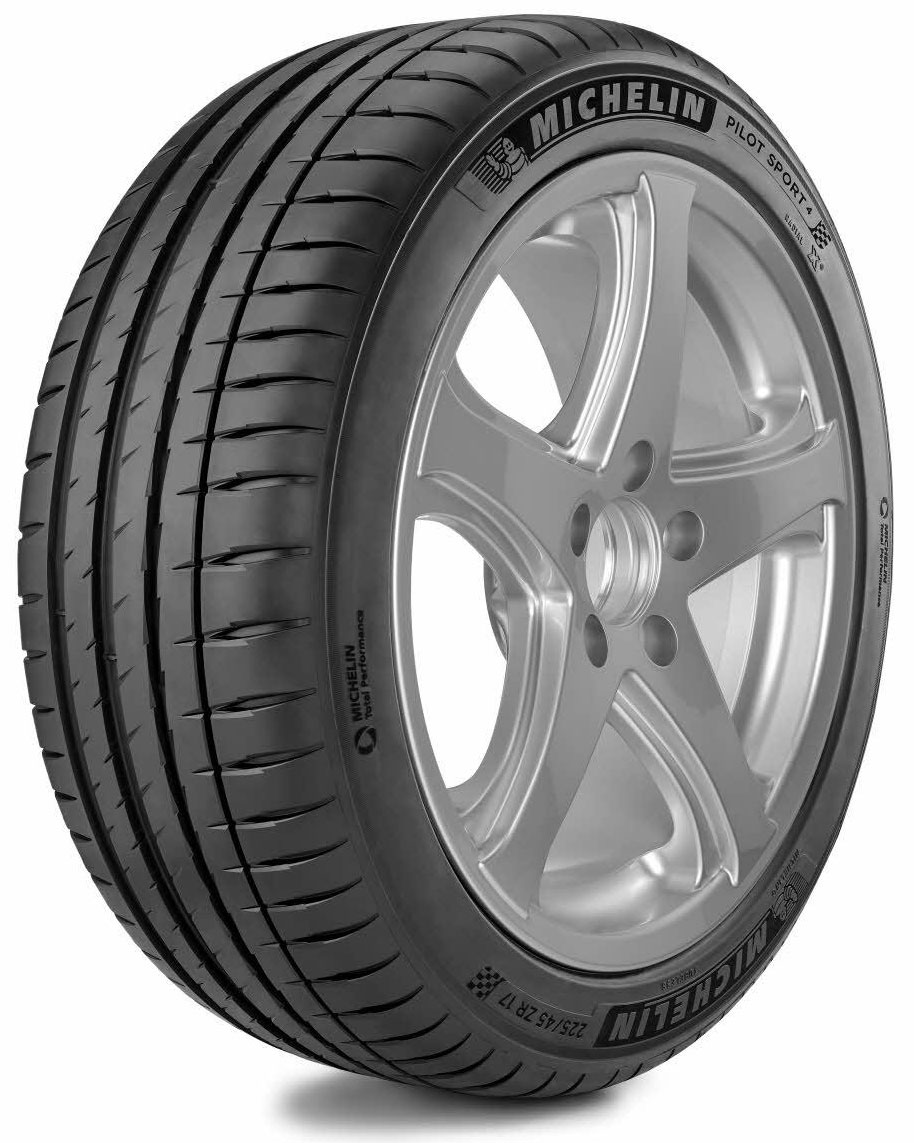 MICHELIN 225/40 ZR18 Pilot Sport 4 92Y XL FSL
