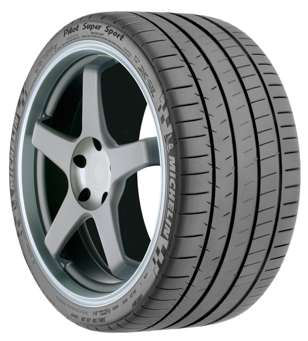 MICHELIN 255/40 ZR20 Pilot Super Sport N0 101Y FSL