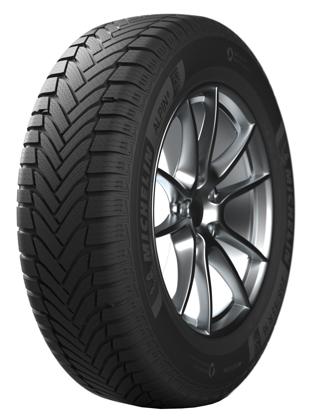 MICHELIN 185/65 R15 Alpin 6 88T
