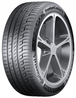 CONTINENTAL 255/60 R17 PremiumContact 6 106V