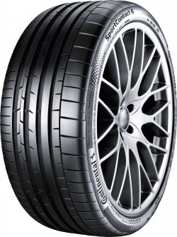 CONTINENTAL 275/30 ZR20 SportContact 6 97Y XL FR