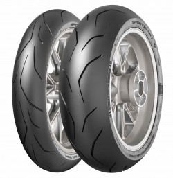 DUNLOP 180/60 ZR17 SportSmart TT 75W TL REAR