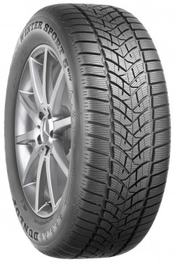 DUNLOP 255/55 R18 WinterSport 5 SUV 109V XL