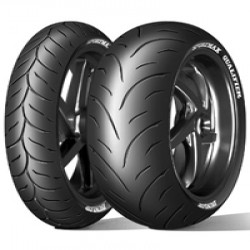 Dunlop 190/50 ZR17 SPMAX QUALIFIER Rear 73W TL