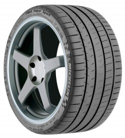 MICHELIN 255/40 ZR18 Pilot Super Sport 99Y MO1 XL